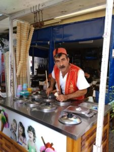 Кипр Мороженое