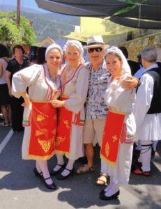Кипр Октябрь Фестиваль