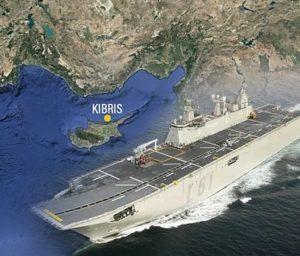 Кипр Турция ВМФ
