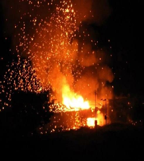 Кипр Турция Взрыв