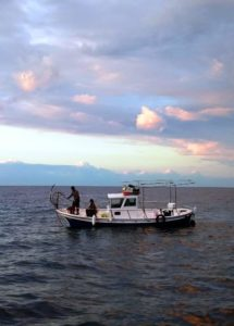 Кипр Рыбалка Море