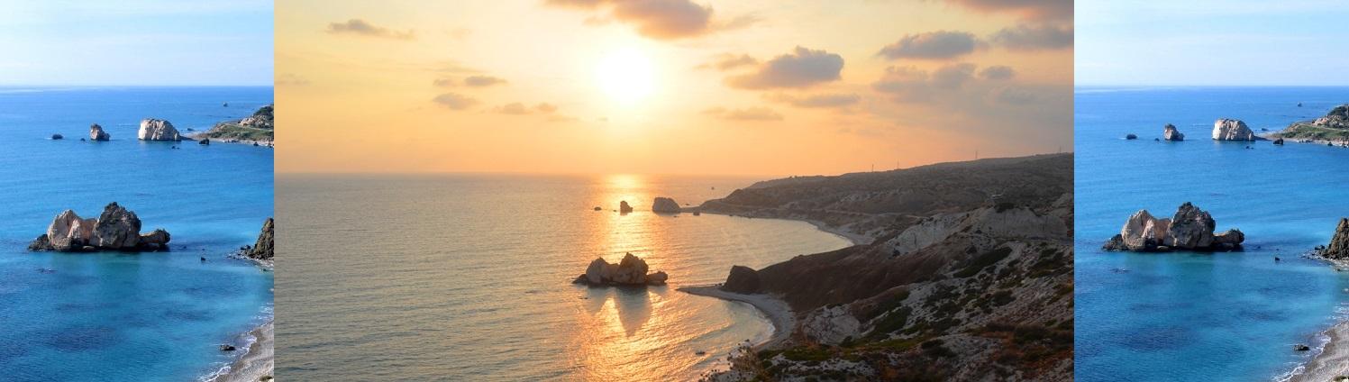 Кипр Природа Новый Год