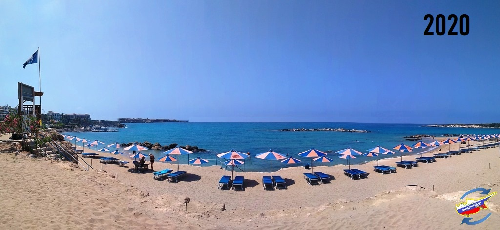 Кипр Пляжи Море